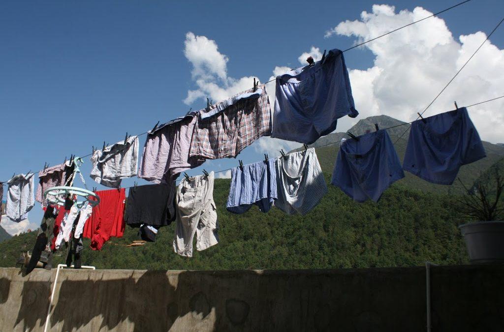 A Man's Laundry